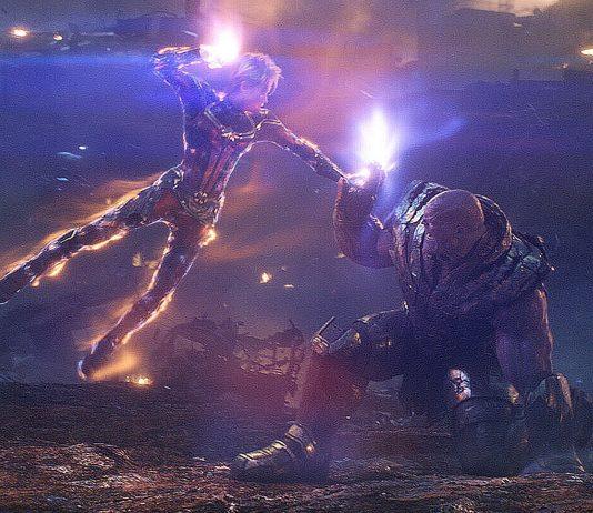Captain Marvel v Avengers: Endgame