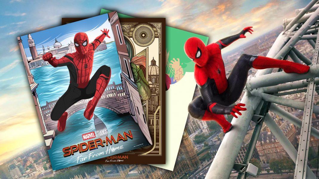 fanúšik marvelu spider-man: ďaleko od domvoa súťaž
