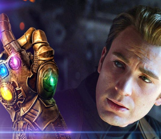 Captain America infinity gauntlet avengers: endgame