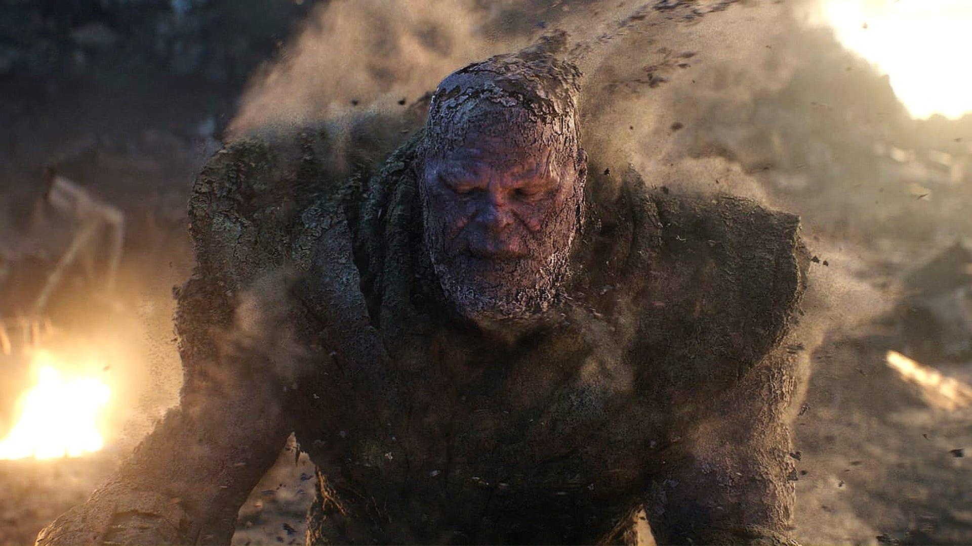 Thanos v MCU