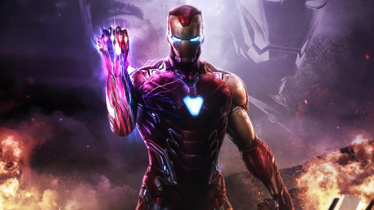iron man infinity gauntlet avengers: endgame