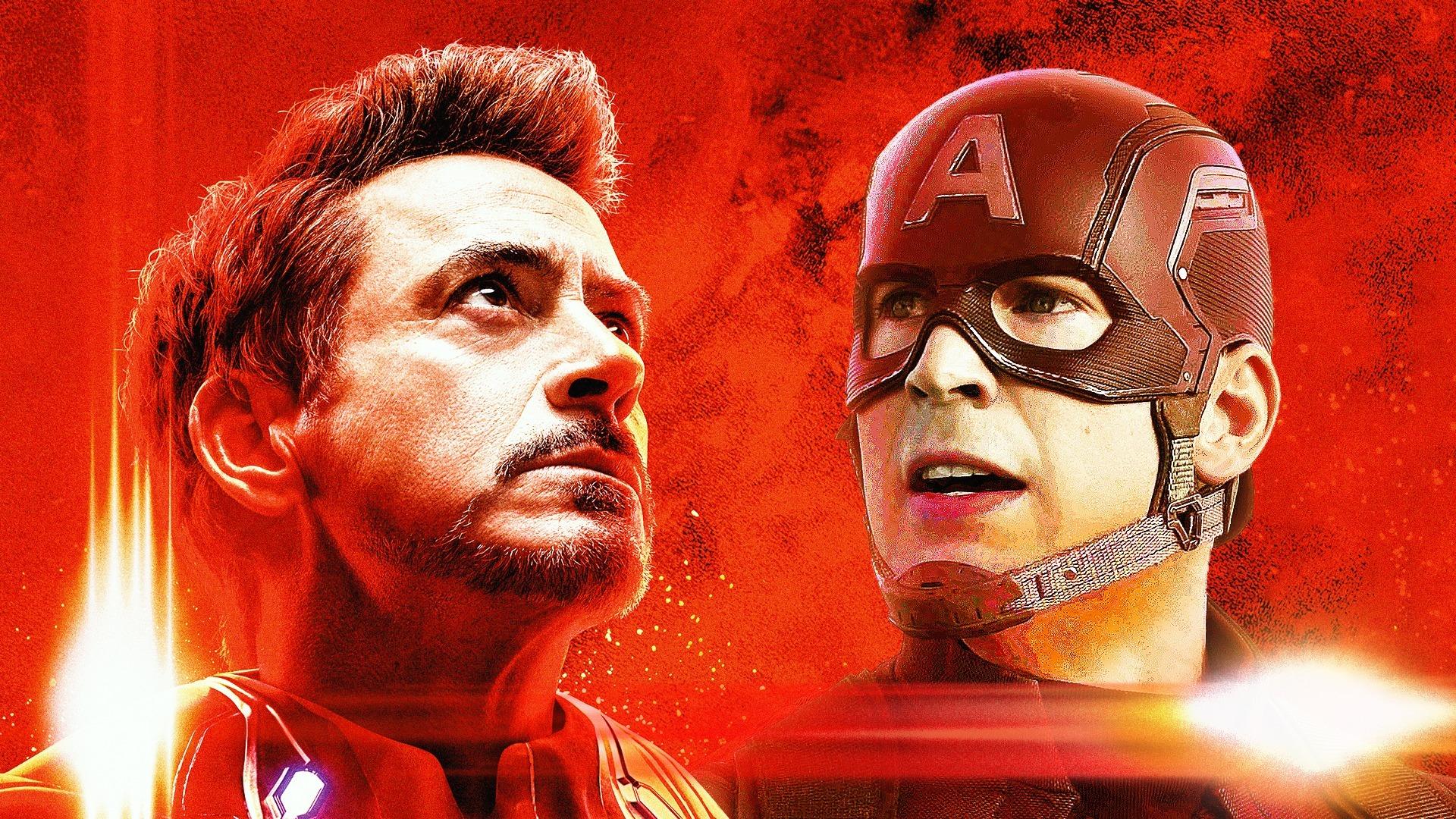 Tony Stark v Avengers: Endgame