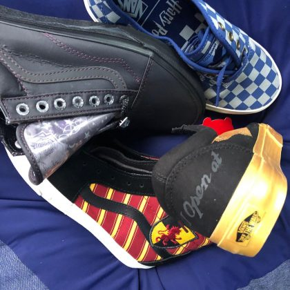 Vans a Harry Potter