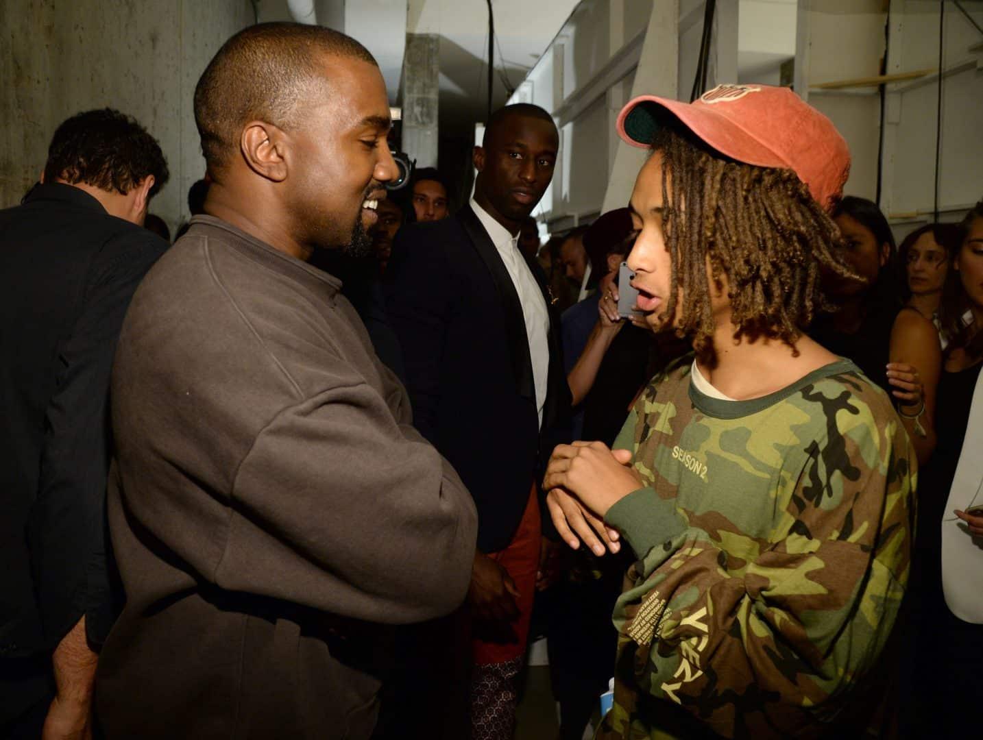 Kanye West a Jaden Smith