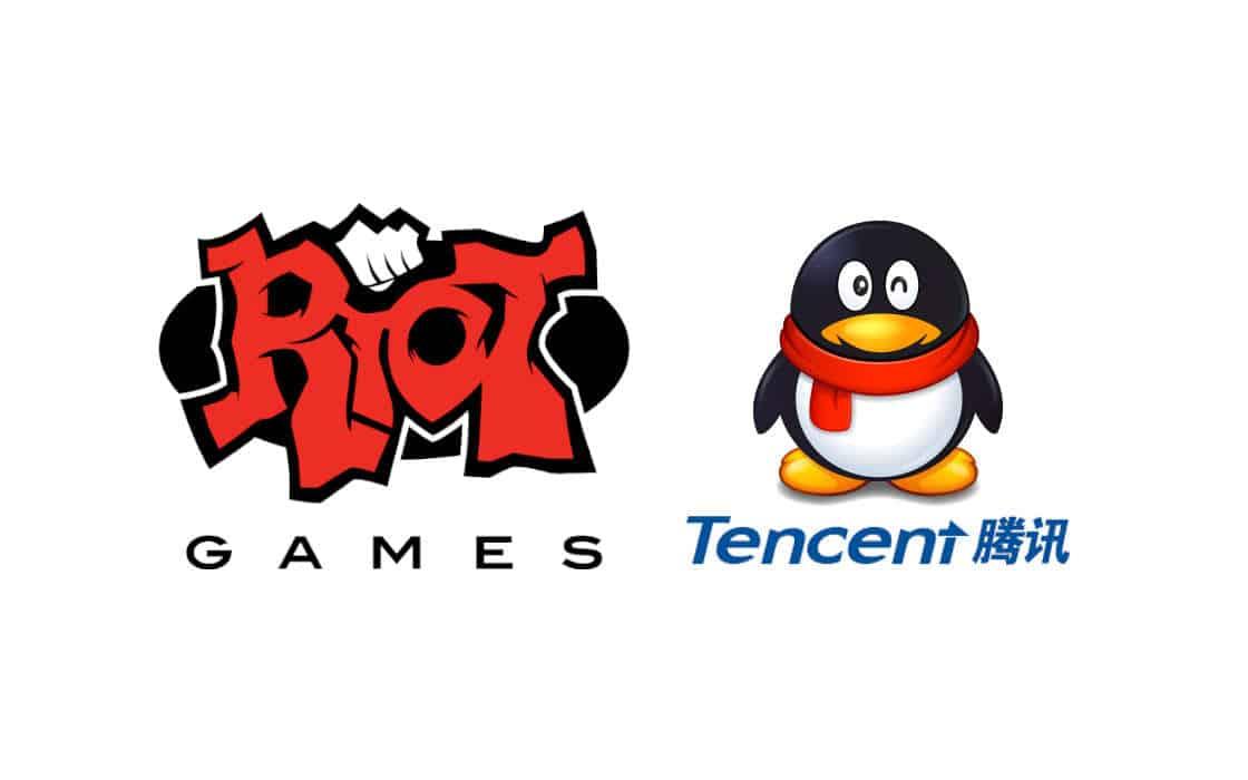 riot games tencent