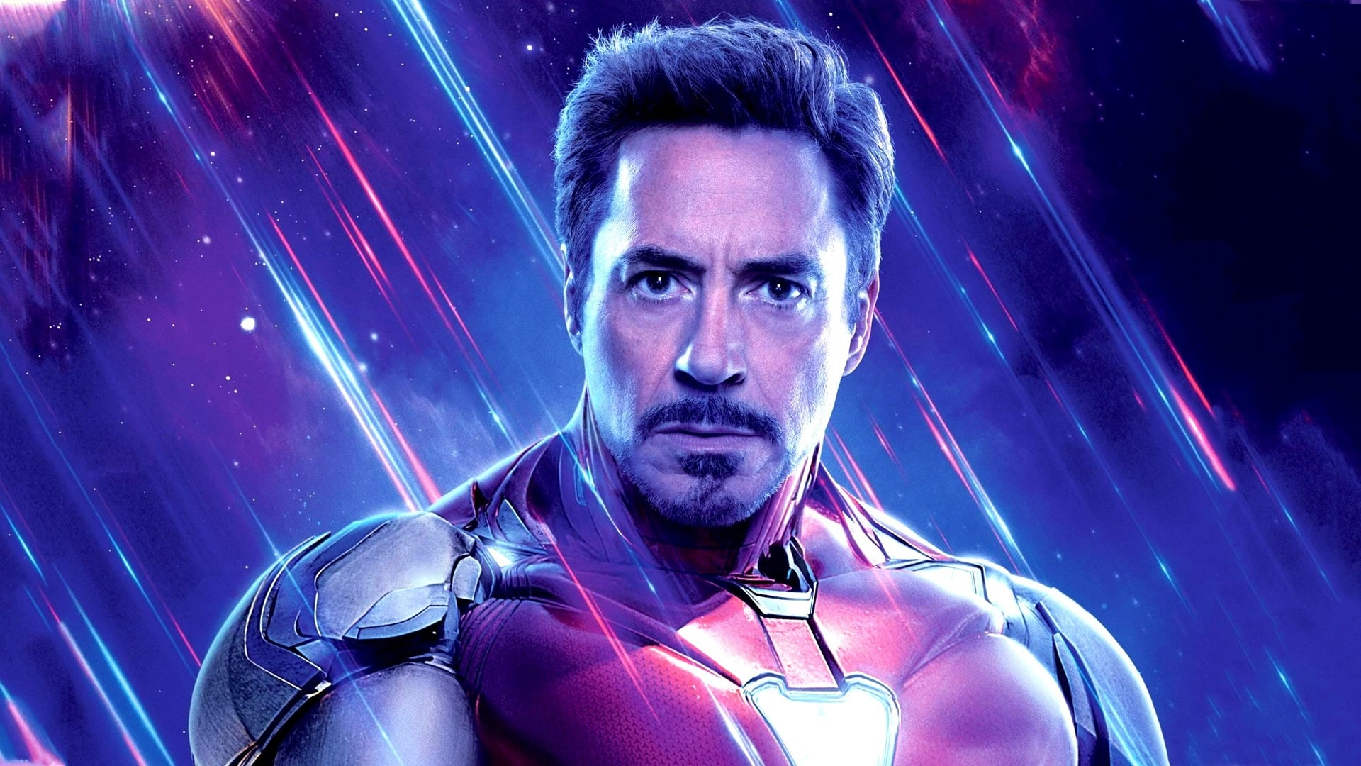 tony stark iron man avengers: endgame i love you 3000