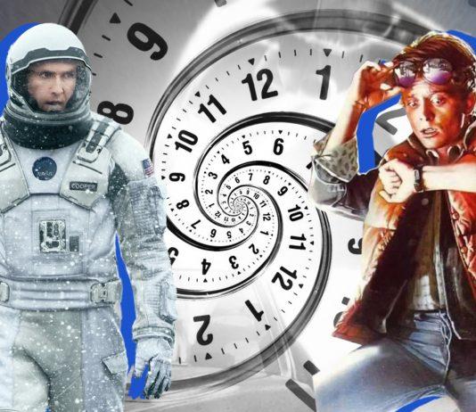 Filmy o cestovaní v čase