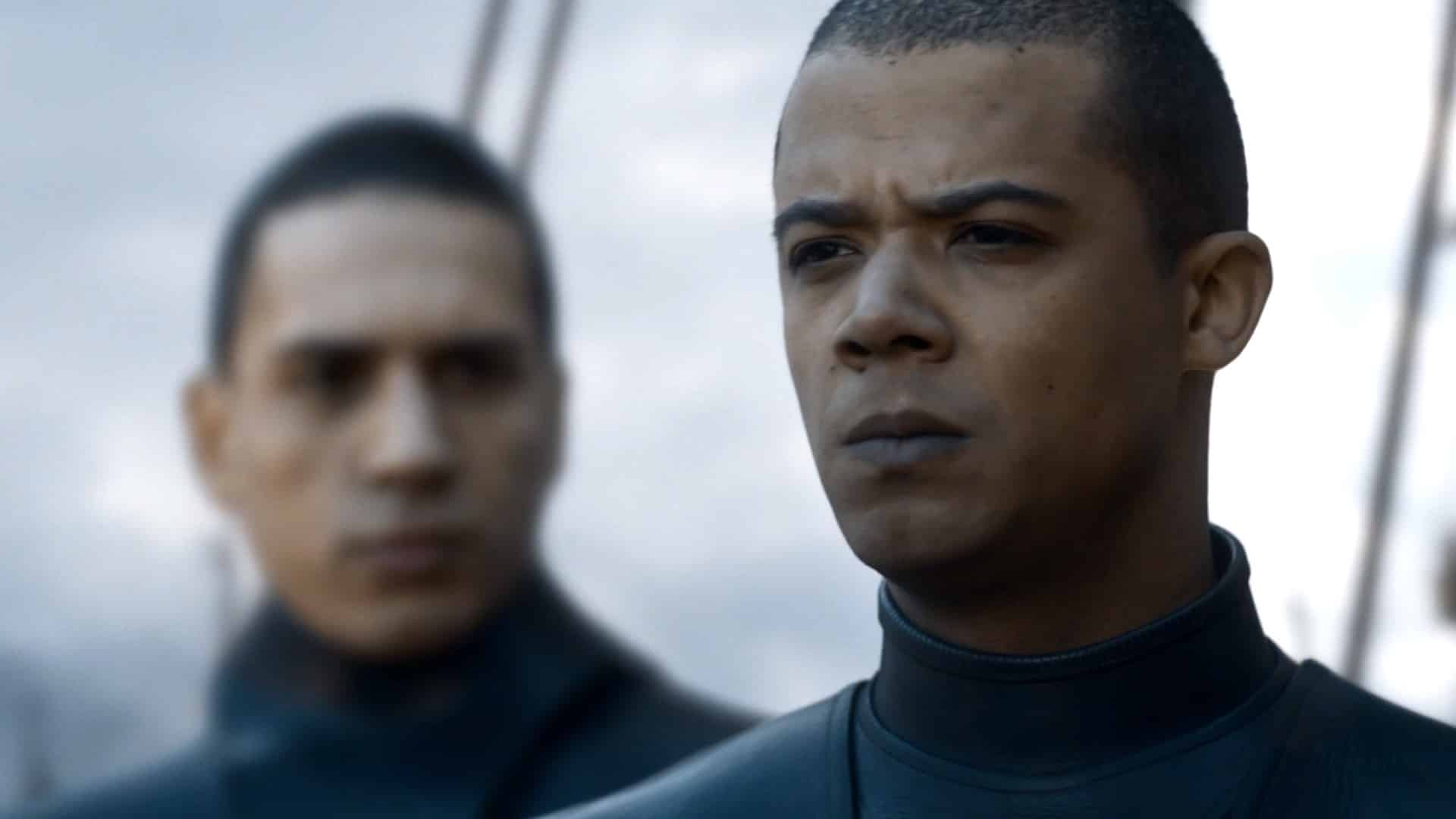 grey worm game of thrones