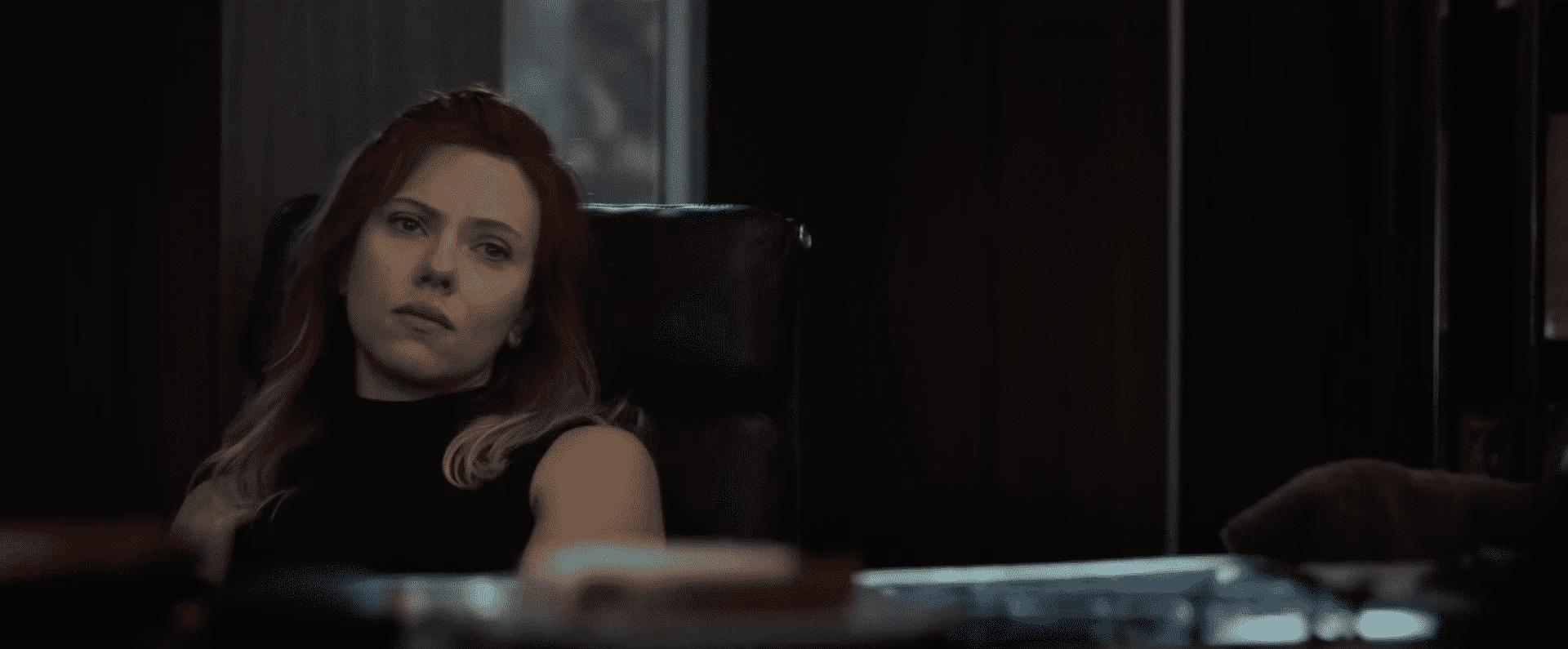 Film Avengers: Endgame black widow