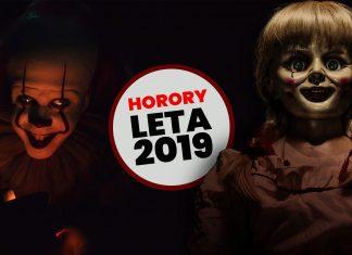 horory leta 2019