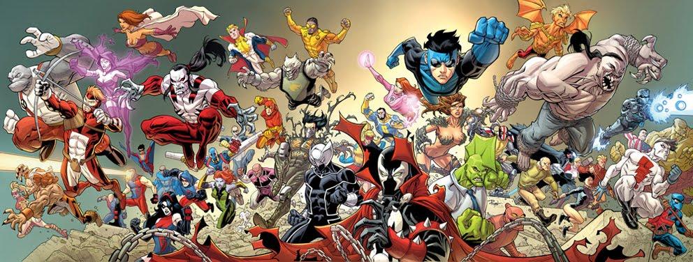 Marvel a DC