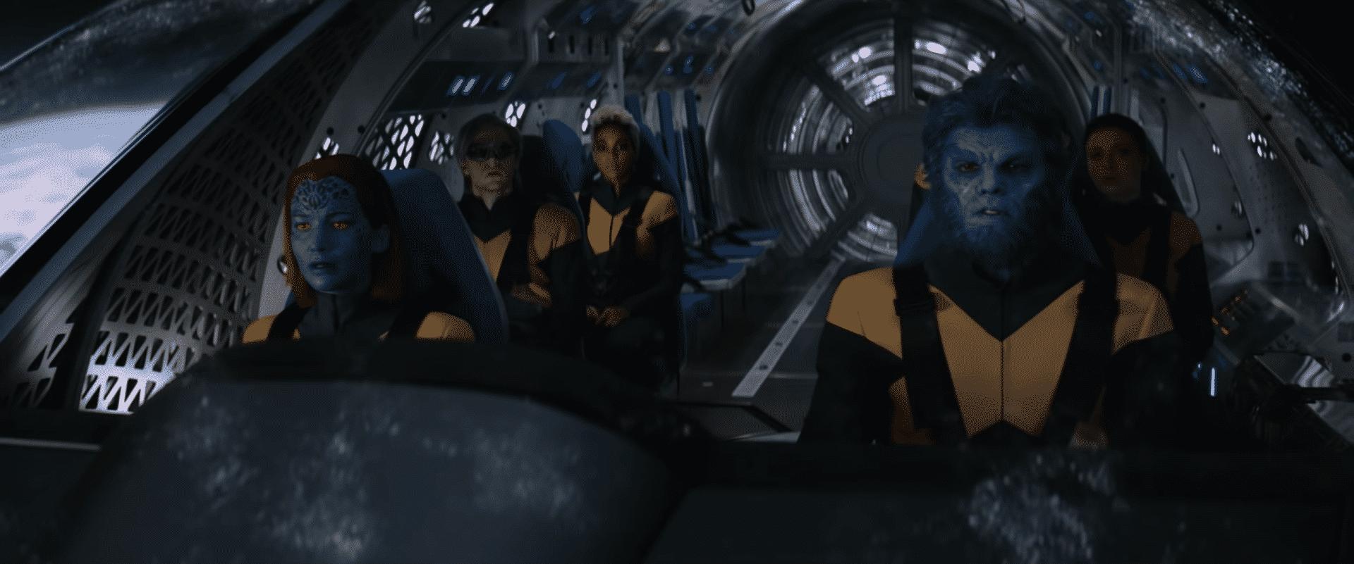 X-Men v Marvel Cinematic Universe
