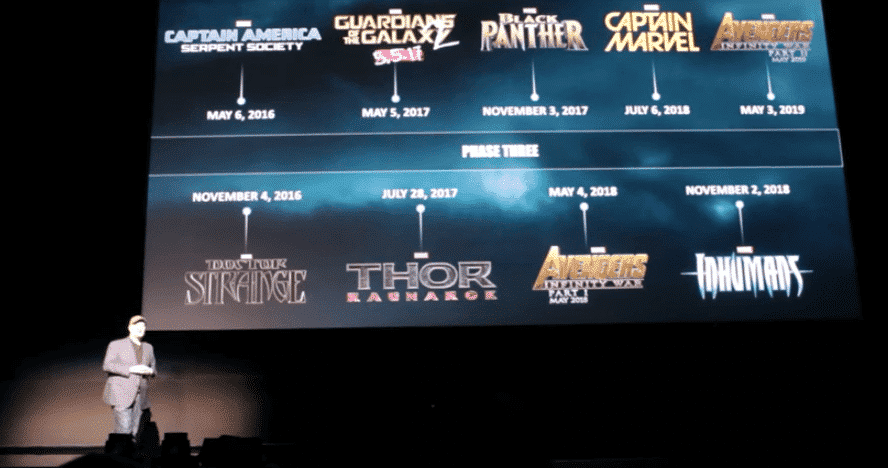 Marvel Fáza 3