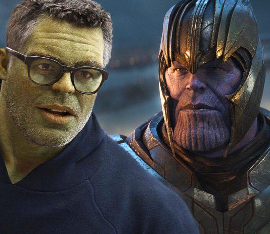 chyba filmu Avengers: Endgame
