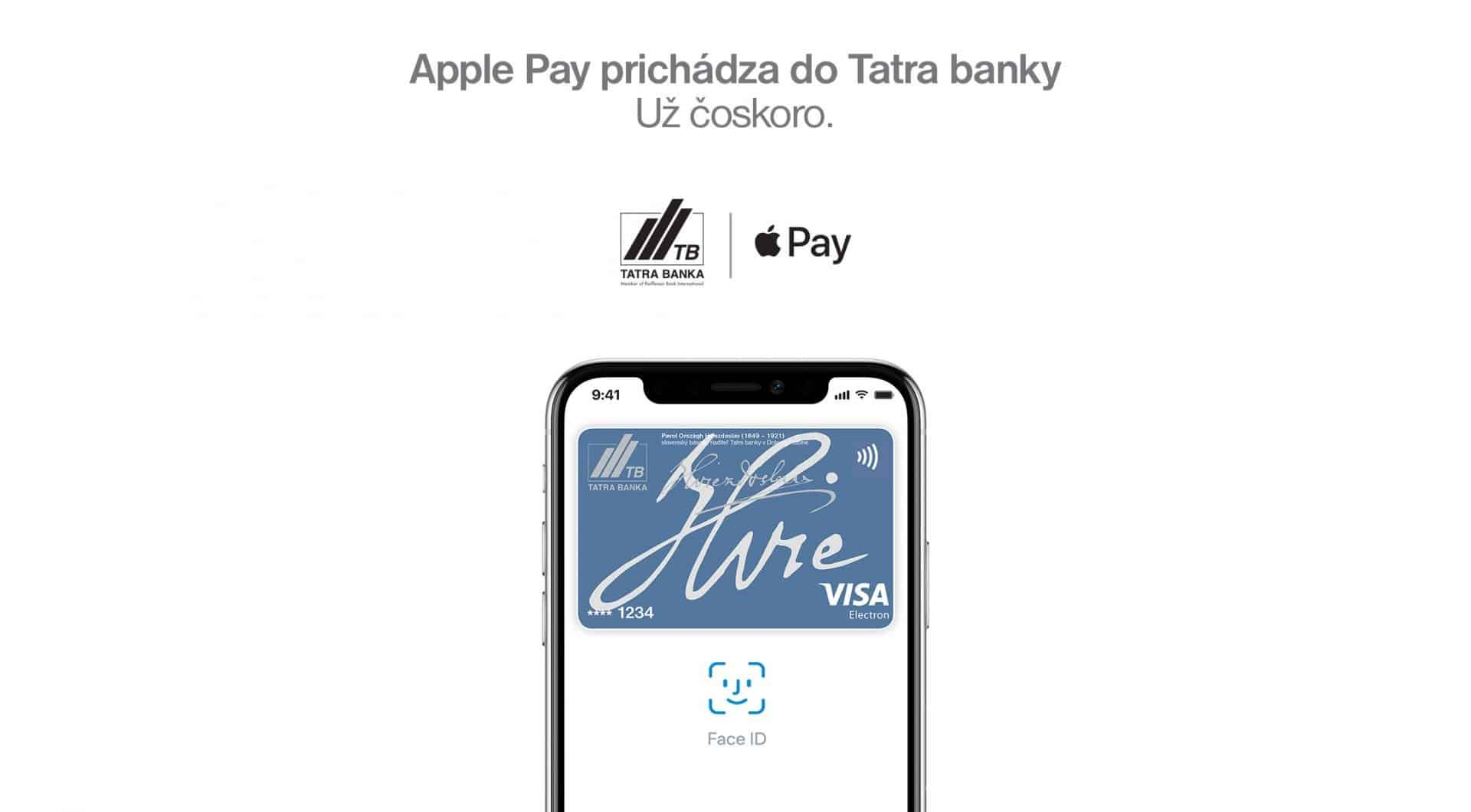 apple pay tatra banka