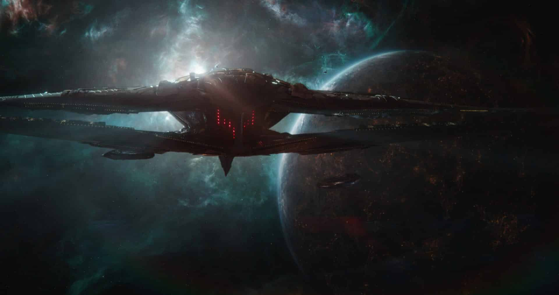 vizuálne efekty filmu Avengers: Endgame