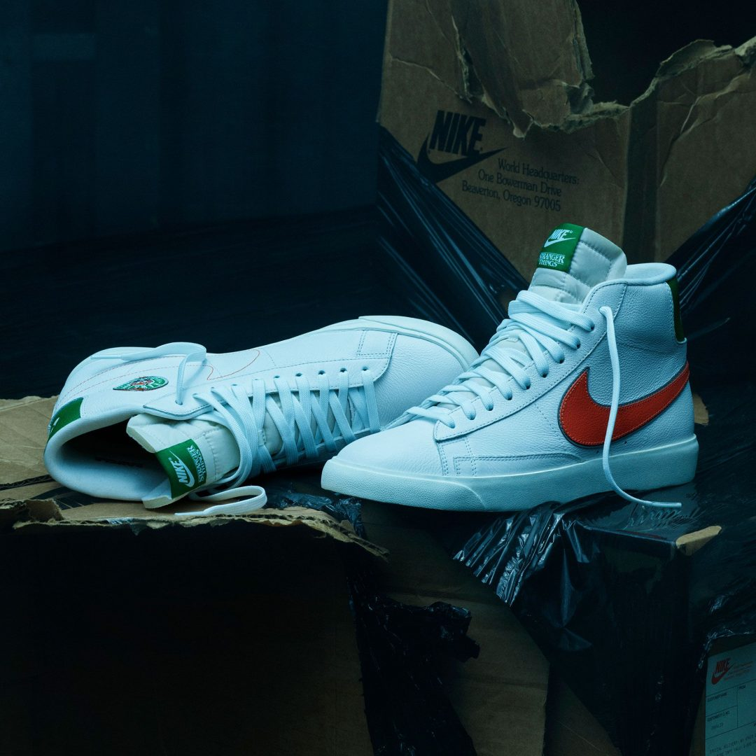 Nike a Stranger Things
