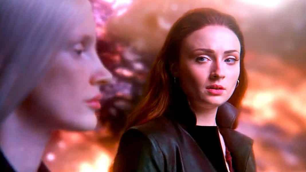 herečky z X-Men: Dark Phoenix