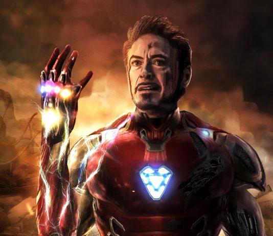 Iron Man v Avengers: Endgame