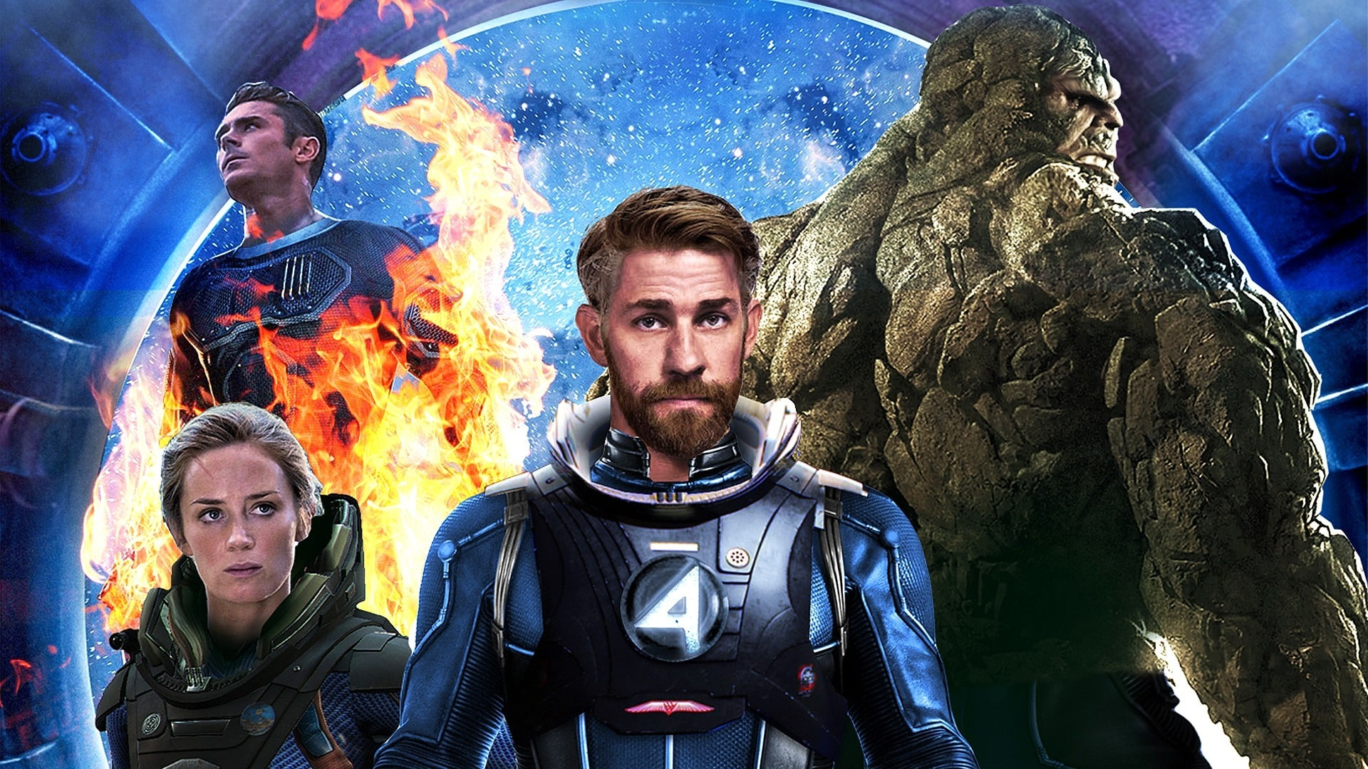 Fantastická štvorka v Marvel Cinematic Universe