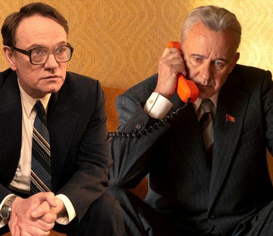 natáčanie seriálu Chernobyl