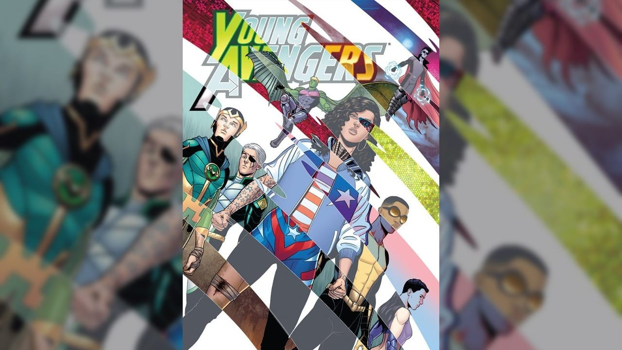 young avengers v marvel cinematic universe