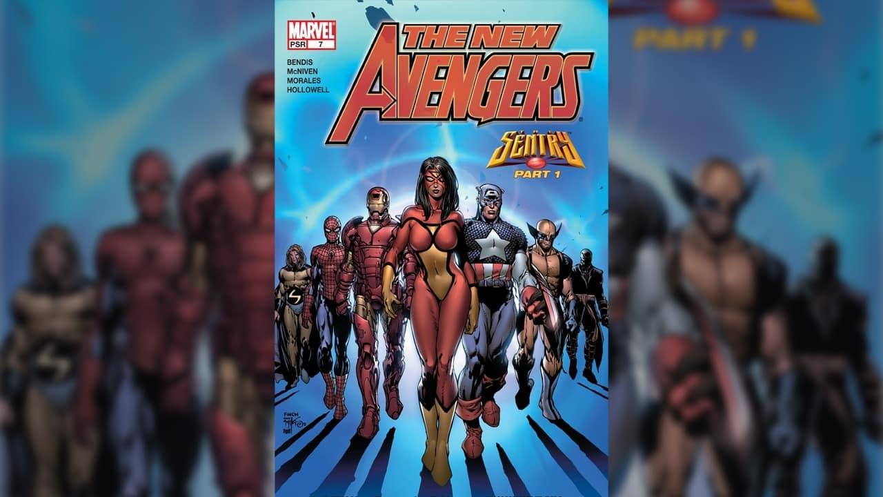 new avengers v marvel cinematic universe