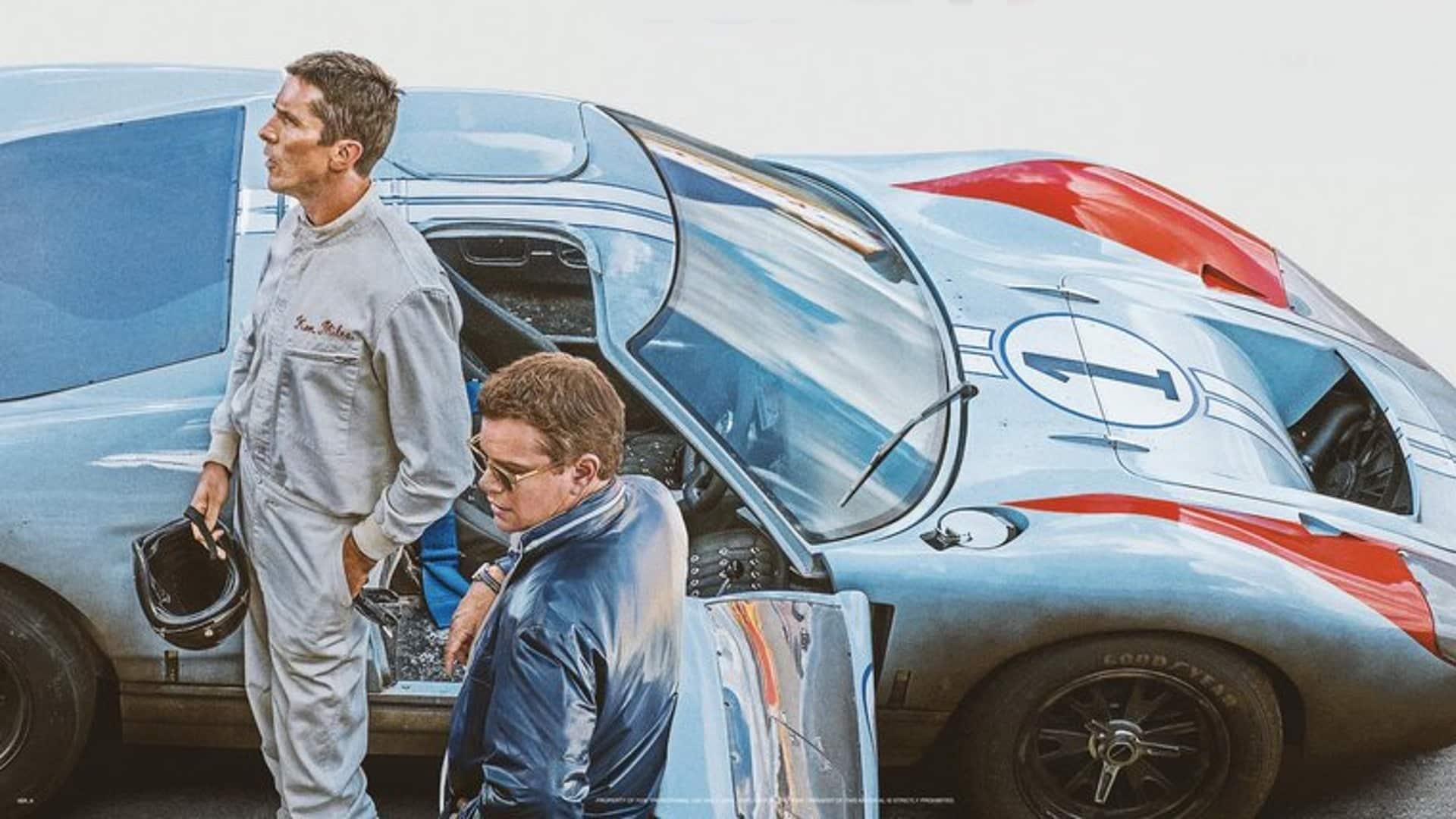 prvý trailer na Ford v. Ferrari