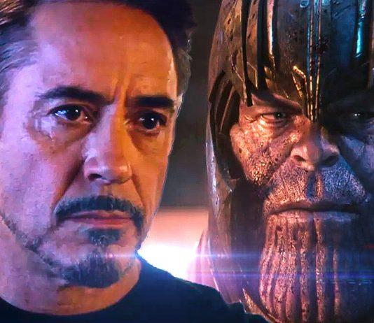 Smrť Tonyho Starka v Avengers: Endgame