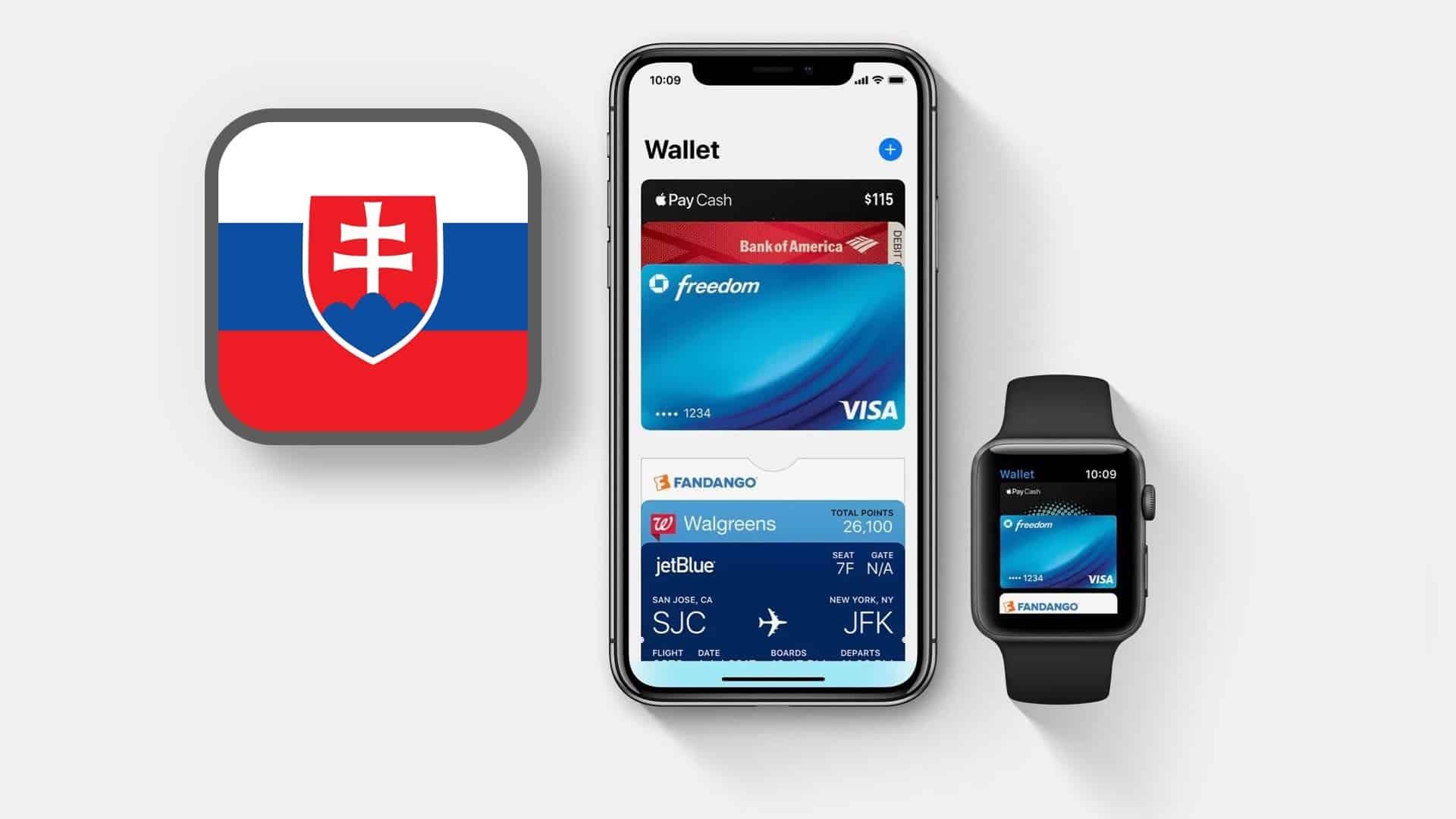 Apple Pay na Slovensku