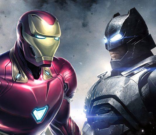 Marvel a DC superhrdinovia