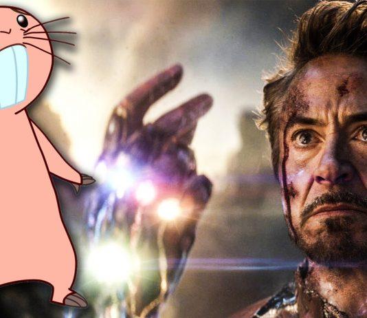 vymazané scény z filmu Avengers: Endgame