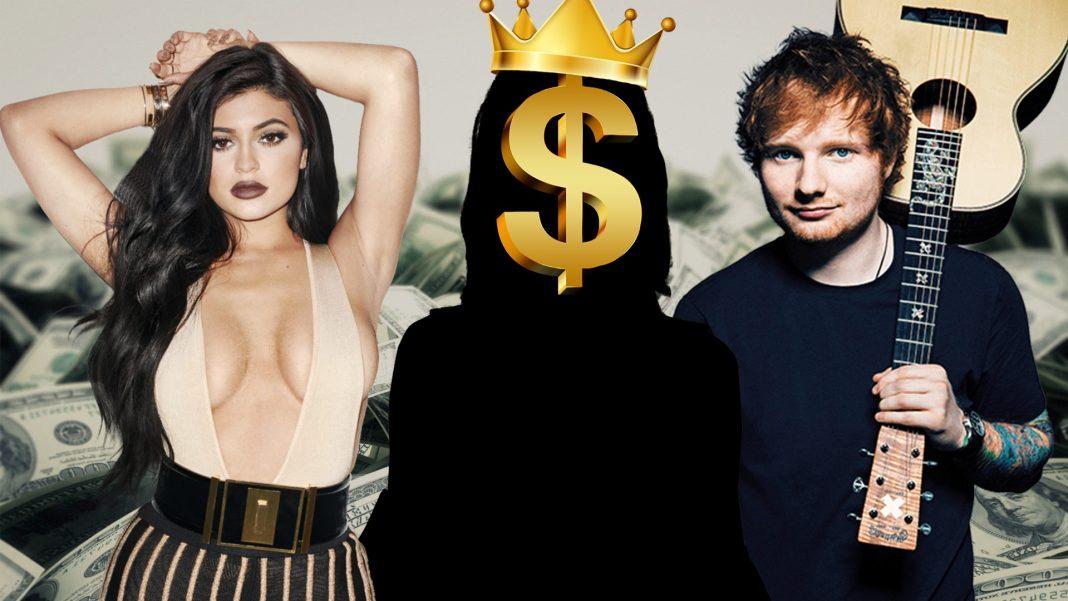 10 najlepšie zarábajúcich celebrít