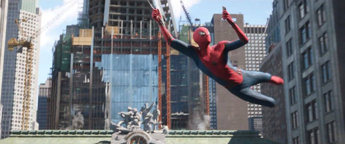 Marvel zloduch v Spider-Man: Ďaleko od domova oscorp