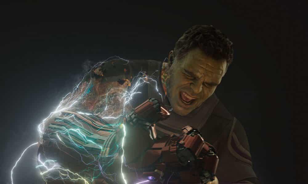 smart hulk infinity gauntlet avengers: endgame