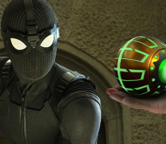 Marvel zloduch v Spider-Man: Ďaleko od domova