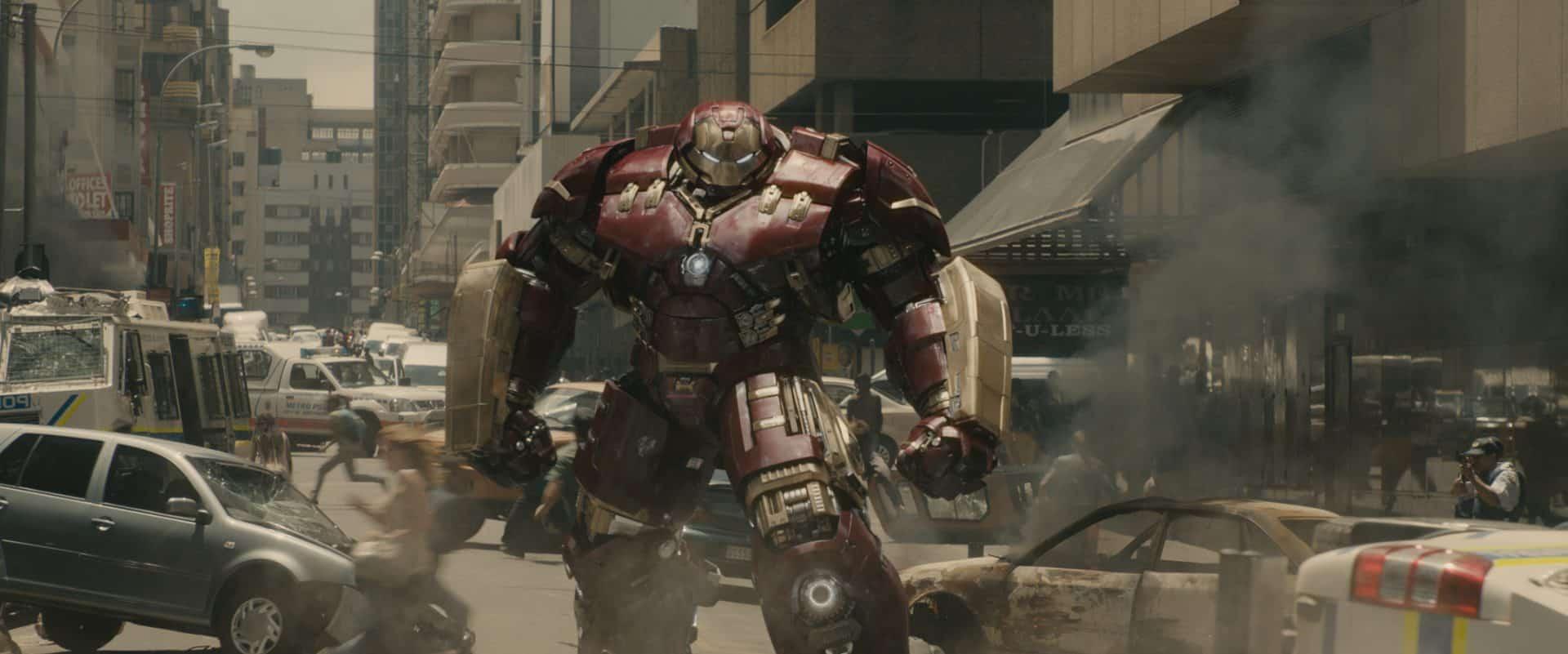 avengers age of ultron vek ultrona hulkbuster