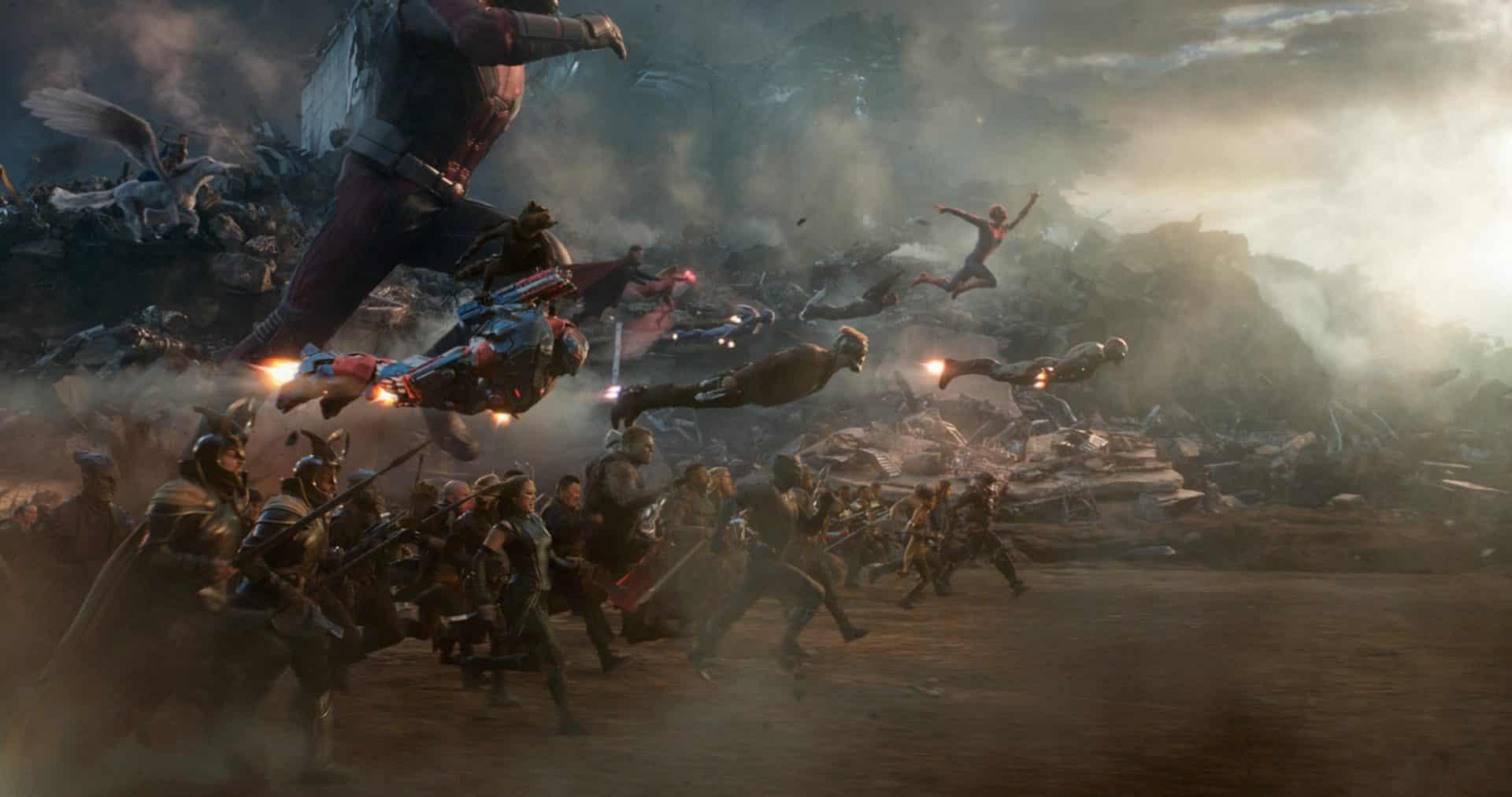 koniec avengers: endgame final fight bitka koniec