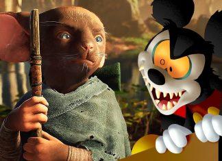 Disney animák Mouse Guard