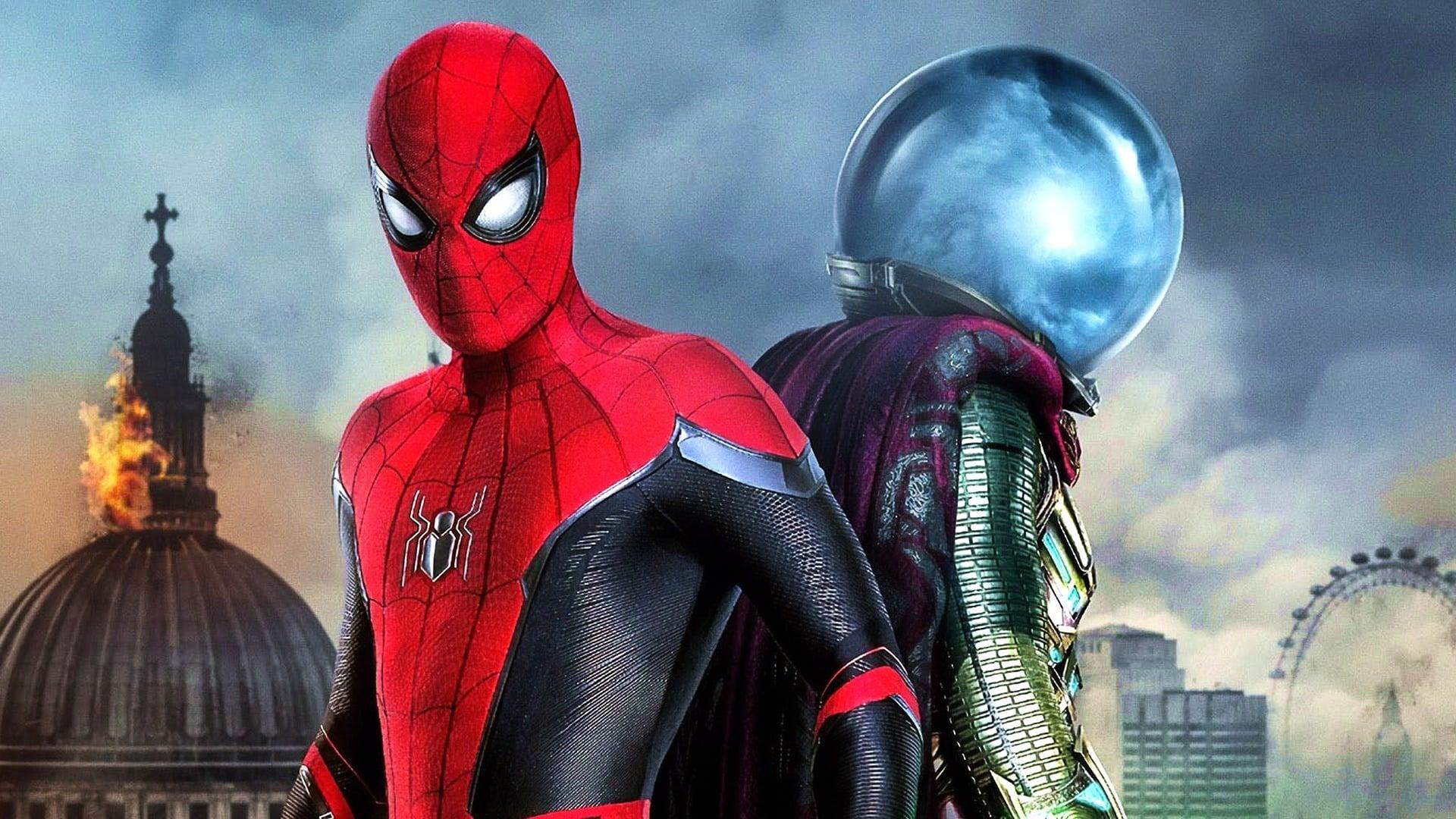Film Spider-Man: Ďaleko od domova