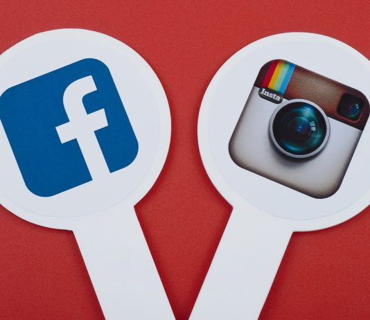 výpadok Instagramu a Facebooku