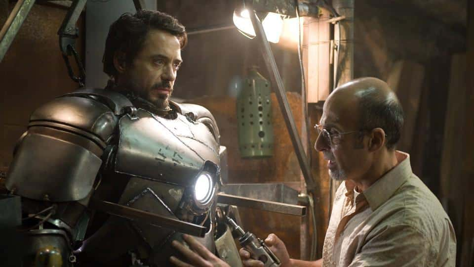 iron man yinsen