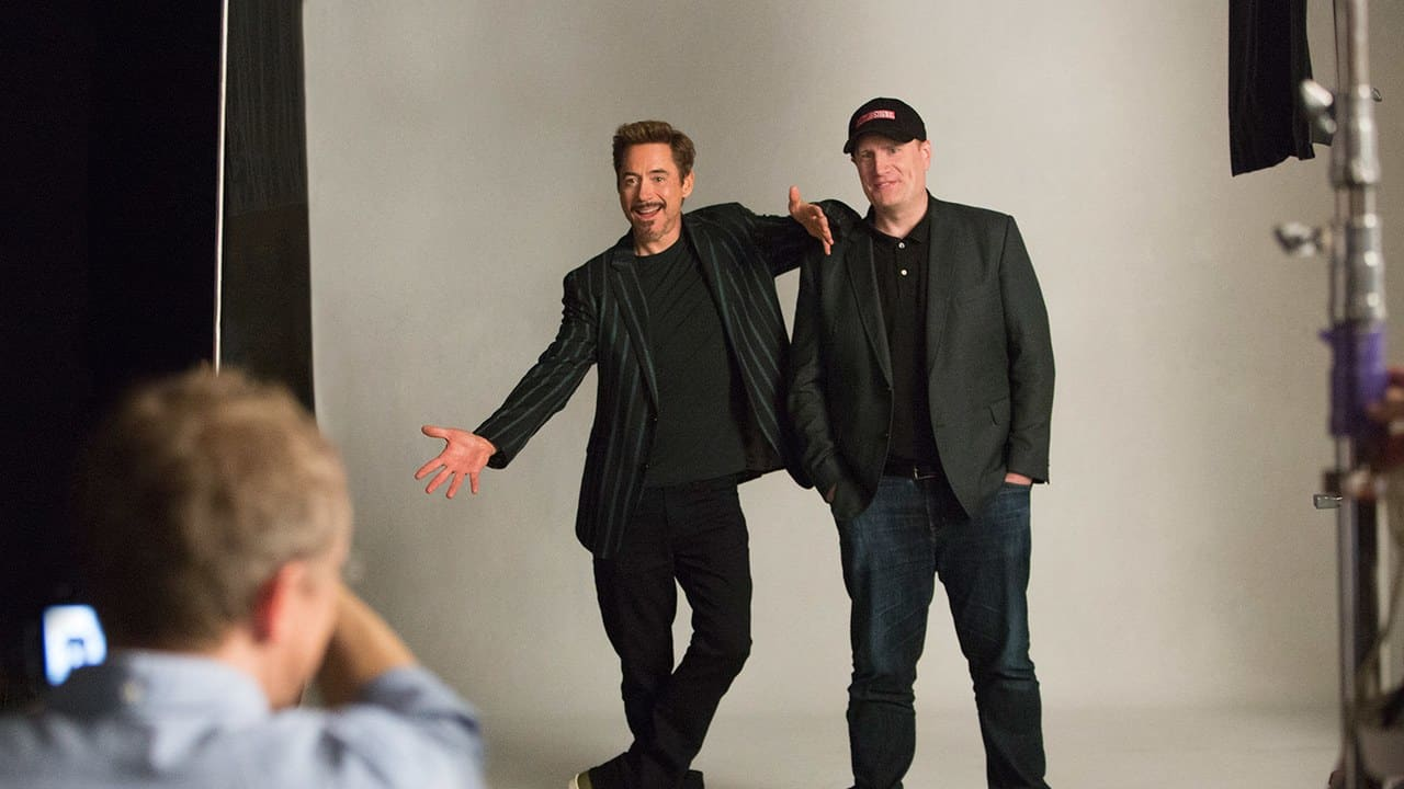 kevin feige robert downey jr.