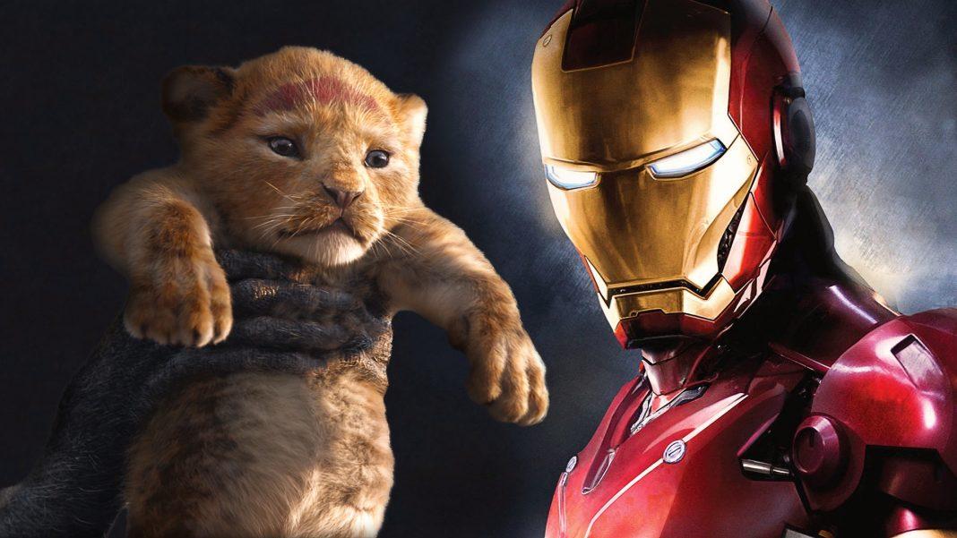 Avengers: Endgame a Leví kráľ