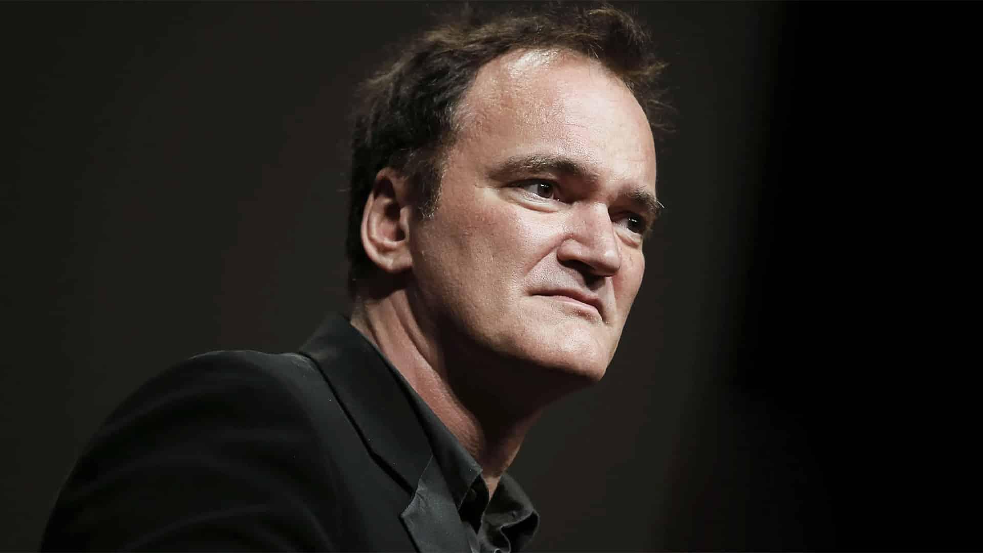 Quentin Tarantino končí