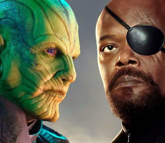 Nick Fury v MCU