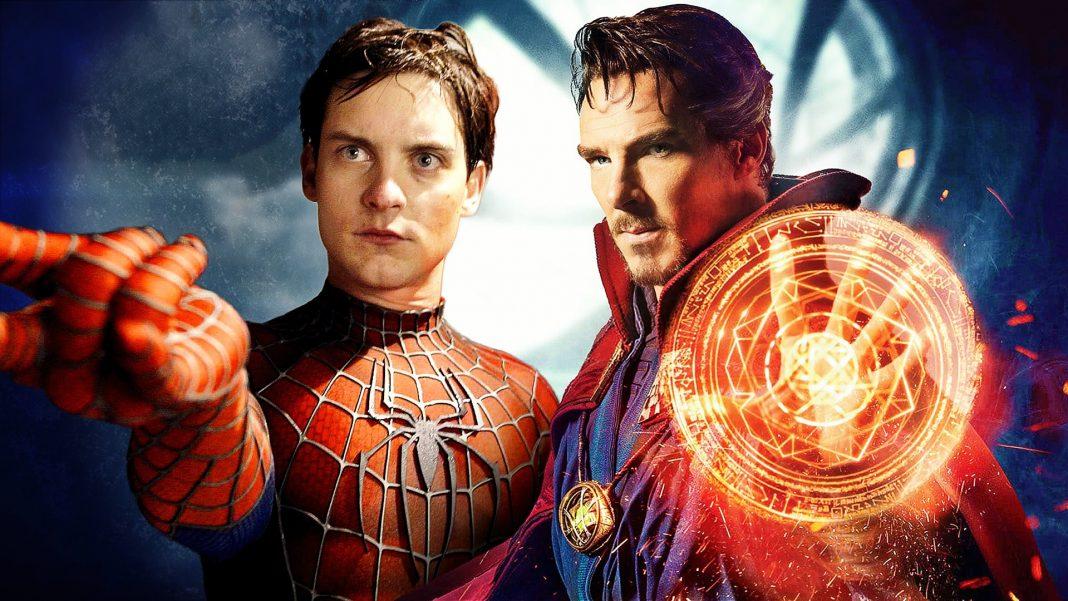 Tobey Maguire ako Spider-Man v MCU doctor strange 2