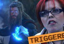 Thor v Avengers: Endgame