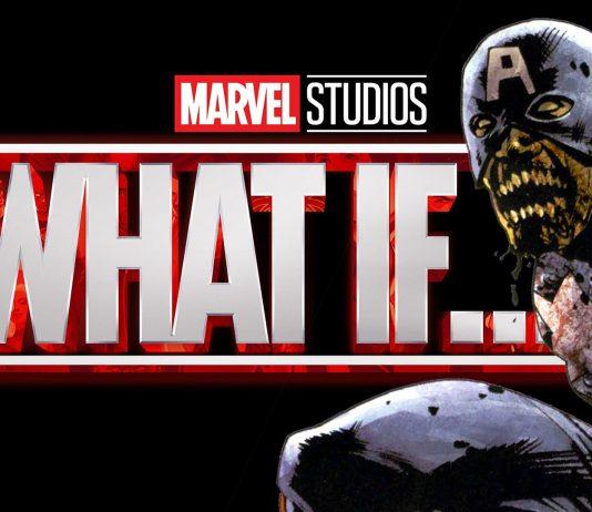 Marvel seriál What If...?