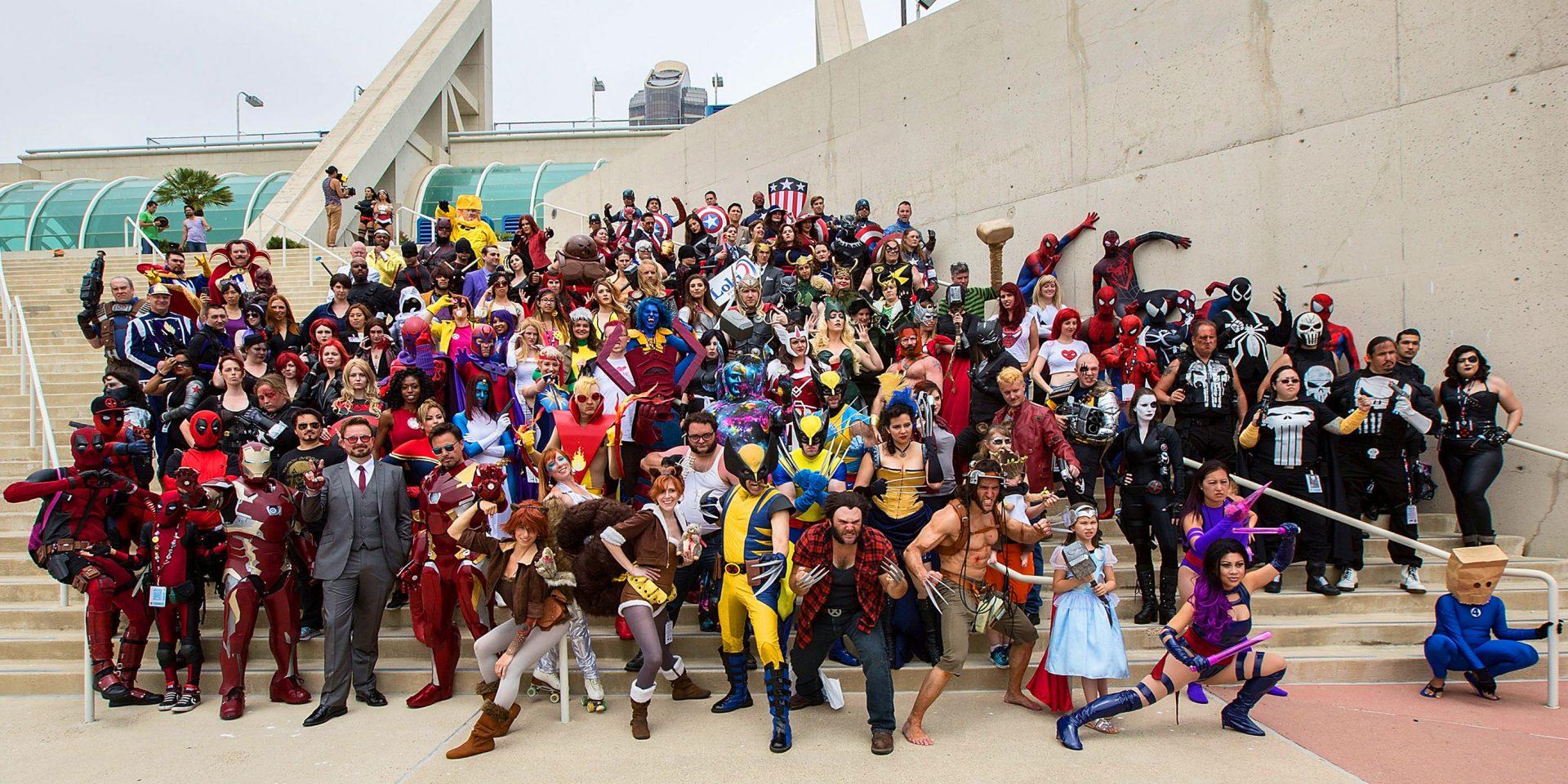 Comic-Con v San Diegu